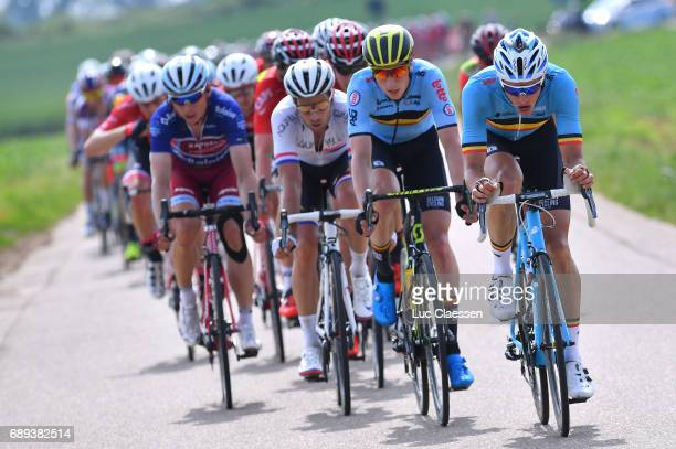 87th Tour of Belgium 2017 / Stage 5 Oliver NAESEN / Jens KEUKELEIRE / Tienen Tongeren / Baloise / Tour of Belgium /
