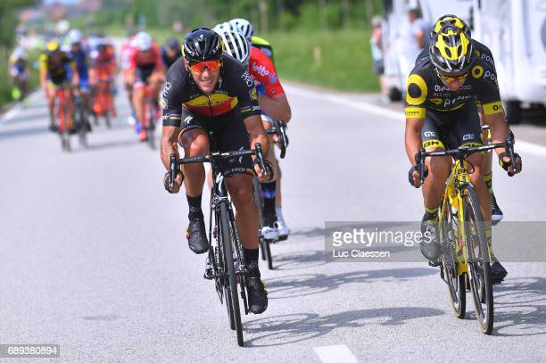 87th Tour of Belgium 2017 / Stage 5 Philippe GILBERT / Bryan COQUARD / Tienen Tongeren / Baloise / Tour of Belgium /