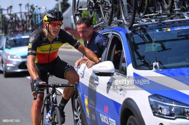 87th Tour of Belgium 2017 / Stage 5 Philippe GILBERT / Car / Mechanic / Tienen Tongeren / Baloise / Tour of Belgium /