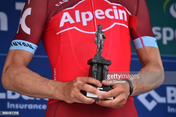 87th Tour of Belgium 2017 / Stage 5 Podium / Illustration / Trophy / Tony MARTIN / Tienen Tongeren / Baloise / Tour of Belgium /