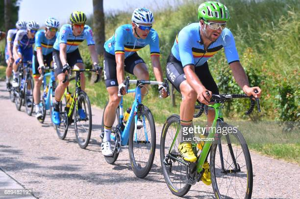 87th Tour of Belgium 2017 / Stage 5 Tom VAN ASBROECK / Oliver NAESEN / Tienen Tongeren / Baloise / Tour of Belgium /