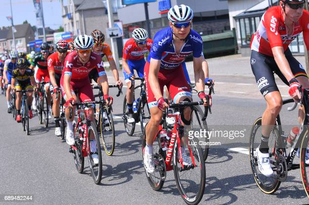 87th Tour of Belgium 2017 / Stage 5 Tony MARTIN Blue jersey / Sven Erik BYSTROM / Tienen Tongeren / Baloise / Tour of Belgium /