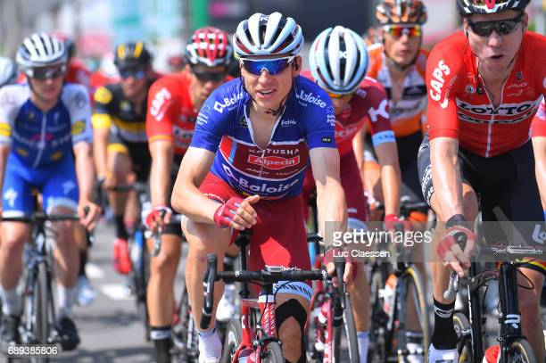 87th Tour of Belgium 2017 / Stage 5 Tony MARTIN Blue leaders jersey / Tienen Tongeren / Baloise / Tour of Belgium /