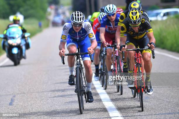 87th Tour of Belgium 2017 / Stage 5 Yves LAMPAERT / Sylvain CHAVANEL / Tienen Tongeren / Baloise / Tour of Belgium /