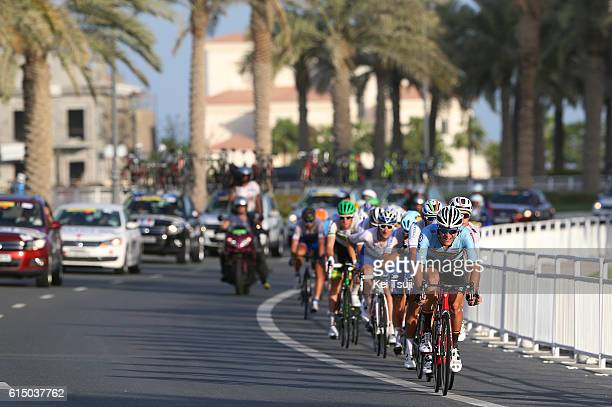 89th Road World Championships 2016 / Men Elite Jasper STUYVEN / Peloton / Landscape / Aspire Zone The Pearl Qatar / Men Elite / WC /