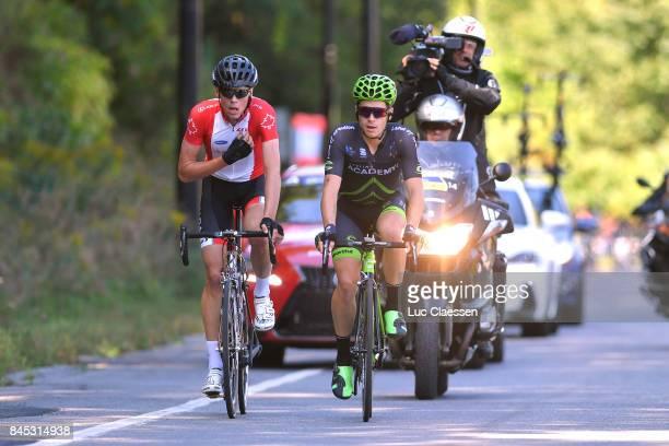 8th Grand Prix Cycliste de Montreal 2017 Ben PERRY / Matteo DALCIN / Montreal Montreal / Grand Prix Montreal /