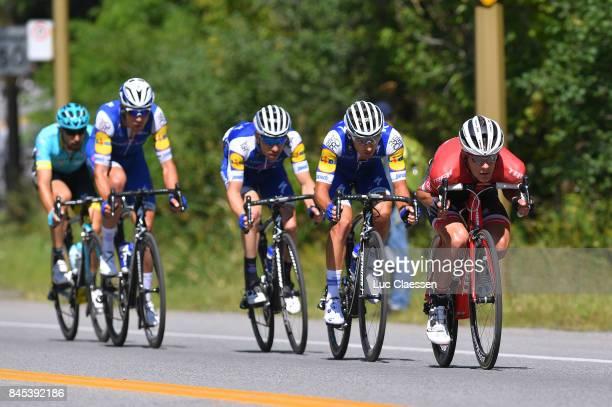 8th Grand Prix Cycliste de Montreal 2017 Jasper STUYVEN / Gianluca BRAMBILA / Montreal Montreal / Grand Prix Montreal /