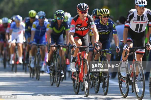 8th Grand Prix Cycliste de Montreal 2017 Manuel QUINZIATO / Michael ALBASINI / Montreal Montreal / Grand Prix Montreal /