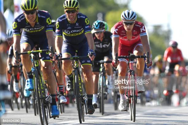 8th Grand Prix Cycliste de Montreal 2017 Simon SPILAK / Montreal Montreal / Grand Prix Montreal /