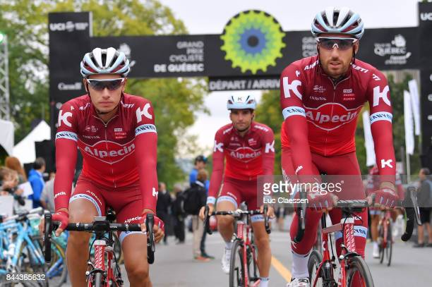 8th Grand Prix Cycliste de Quebec 2017 Simon SPILAK / Quebec Quebec / Grand Prix Quebec /