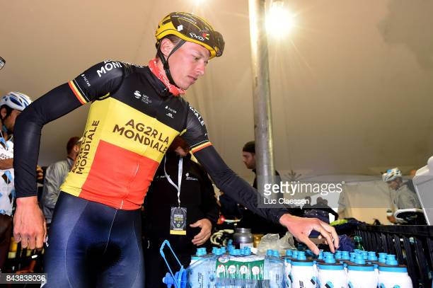 8th Grand Prix Cycliste de Quebec Monteral 2017 / Training Oliver NAESEN / Training / Grand Prix Quebec Monteral /