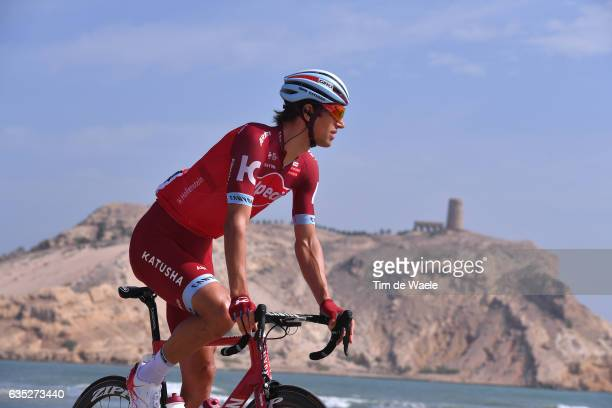8th Tour of Oman 2017 / Stage 1 Reto HOLLENSTEIN / Al Sawadi Beach Naseem Park /