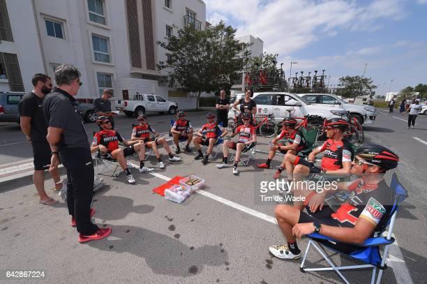 8th Tour of Oman 2017 / Stage 6 BMC Racing Team / Greg VAN AVERMAET / JeanPierre DRUCKER / Martin ELMIGER / Kilian FRANKINY / Ben HERMANS Red Leader...