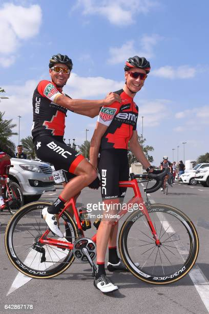 8th Tour of Oman 2017 / Stage 6 Greg VAN AVERMAET / Michael SCHAR / The Wave Muscat Matrah Corniche /