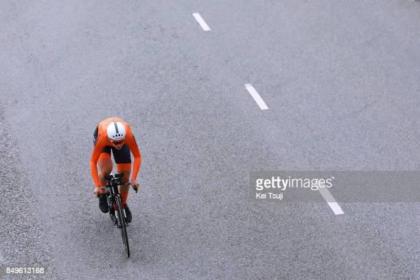 90th Road World Championships 2017 / ITT Women Elite Ellen VAN DIJK / Bergen Bergen / Individual Time Trial / ITT / Bergen / RWC /
