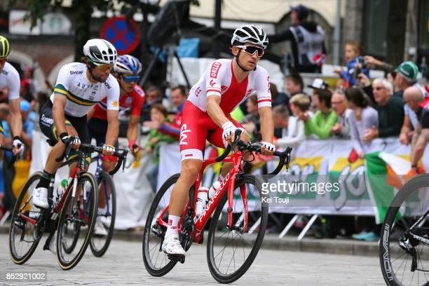90th Road World Championships 2017 / Men Elite Road Race Michal KWIATKOWSKI / Bergen Bergen / RR / Bergen / RWC /
