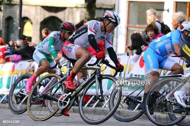 90th Road World Championships 2017 / Men Junior Road Race Kei ONODERA / Bergen Bergen / RR / Bergen / RWC /
