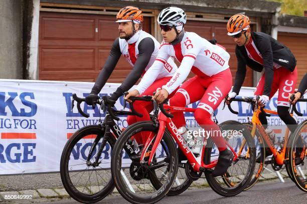 90th Road World Championships 2017 / Training Road Race Michal KWIATKOWSKI / Team Poland / Training / RR / Bergen / RWC /
