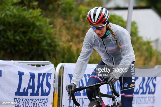90th Road World Championships 2017 / Training Road Race Pauline FERRAND PREVOT / Team France / Training / RR / Bergen / RWC /