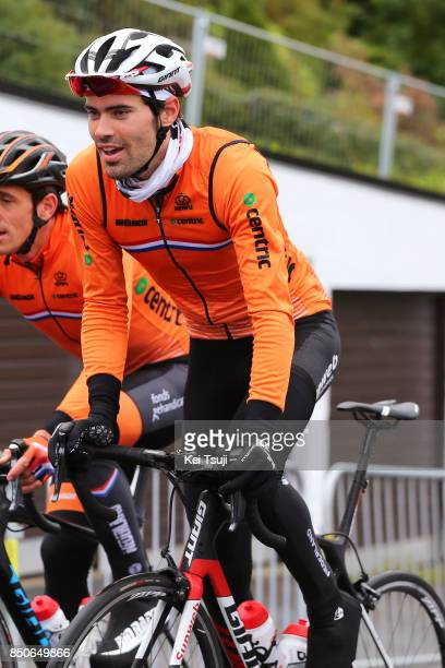 90th Road World Championships 2017 / Training Road Race Tom DUMOULIN / Team Netherlands / Training / RR / Bergen / RWC /