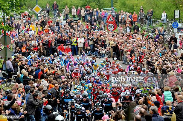 93th Giro d'Italia 2010 / Stage 2 Illustration Illustratie / Peleton Peloton / Public Publiek Spectators Fans / Amsterdam Utrecht / Tour of Italy /...