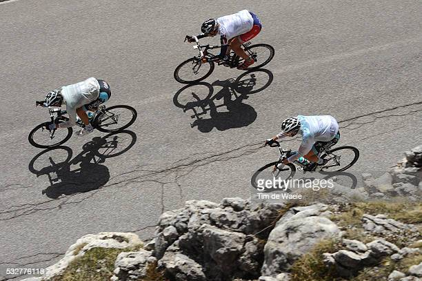 95th Tour of Italy 2012 / Stage 17 Illustration Illustratie / Descend Descente Afdaling / Martin Velits / Nikolas Maes / Olivier Kaisen / Falzes /...