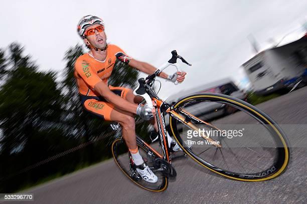 96th Tour of Italy 2013 / Stage 18 AZANZA SOTO Jorge / Moro Polsa / Time trial Contre la Montre Tijdrit / Giro Tour Italie Ronde van Italie / Tim De...