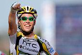 97th Tour de France 2010 / Stage 6 Arrival / CAVENDISH Mark Celebration Joie Vreugde / Montargis Gueugnon / Ronde van Frankrijk / TDF / Rit Etape /...