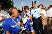 97th Tour de France 2010 / Stage 6 Arrival / MC EWEN Robbie Crash Chute Val / Montargis Gueugnon / Ronde van Frankrijk / TDF / Rit Etape / Tim De...