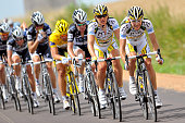 97th Tour de France 2010 / Stage 6 MONFORT Maxime / GRABSCH Bert / Montargis Gueugnon / Ronde van Frankrijk / TDF / Rit Etape / Tim De Waele