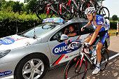 97th Tour de France 2010 / Stage 6 VAN DE WALLE Jurgen / Montargis Gueugnon / Ronde van Frankrijk / TDF / Rit Etape / Tim De Waele