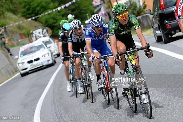 97th Tour of Italy 2014 / Stage 11 QUEMENEUR Perrig / Collecchio Savona / Giro Tour Ronde van Italie Etape Rit / Tim De Waele