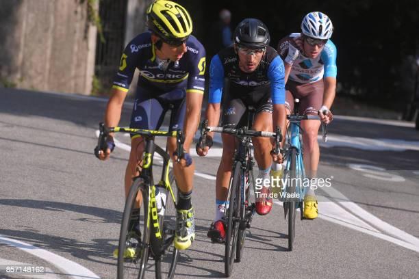 97th Tre Valli Varesine 2017 Carlos VERONA / Redi HALILAJ / Pierre LATOUR / Saronno Varese / TVV /