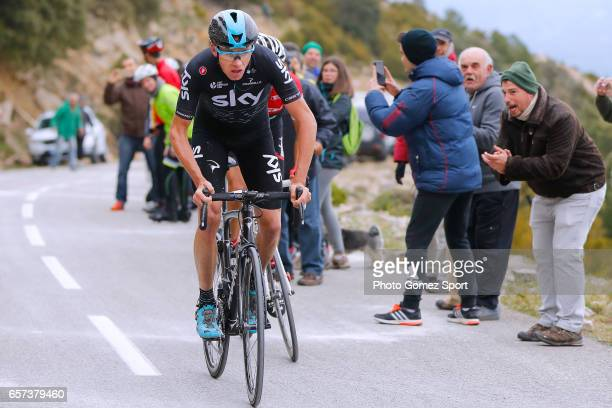 97th Volta Ciclista a Catalunya 2017 / Stage 5 Christopher FROOME / Valls Lo PortTortosa 1014m / Tour of Catalunya /