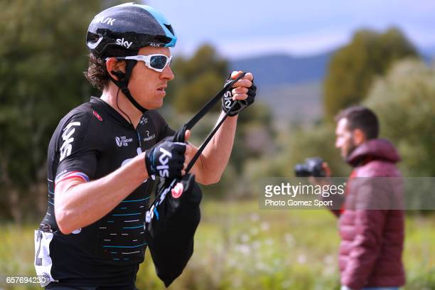 97th Volta Ciclista a Catalunya 2017 / Stage 6 Geraint THOMAS Feed Zone / Tortosa Reus / Tour of Catalunya /