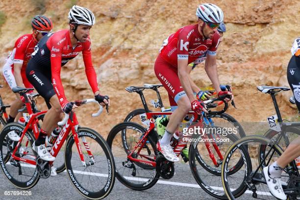 97th Volta Ciclista a Catalunya 2017 / Stage 6 Robert KISERLOVSKI / Haimar ZUBELDIA / Tortosa Reus / Tour of Catalunya /