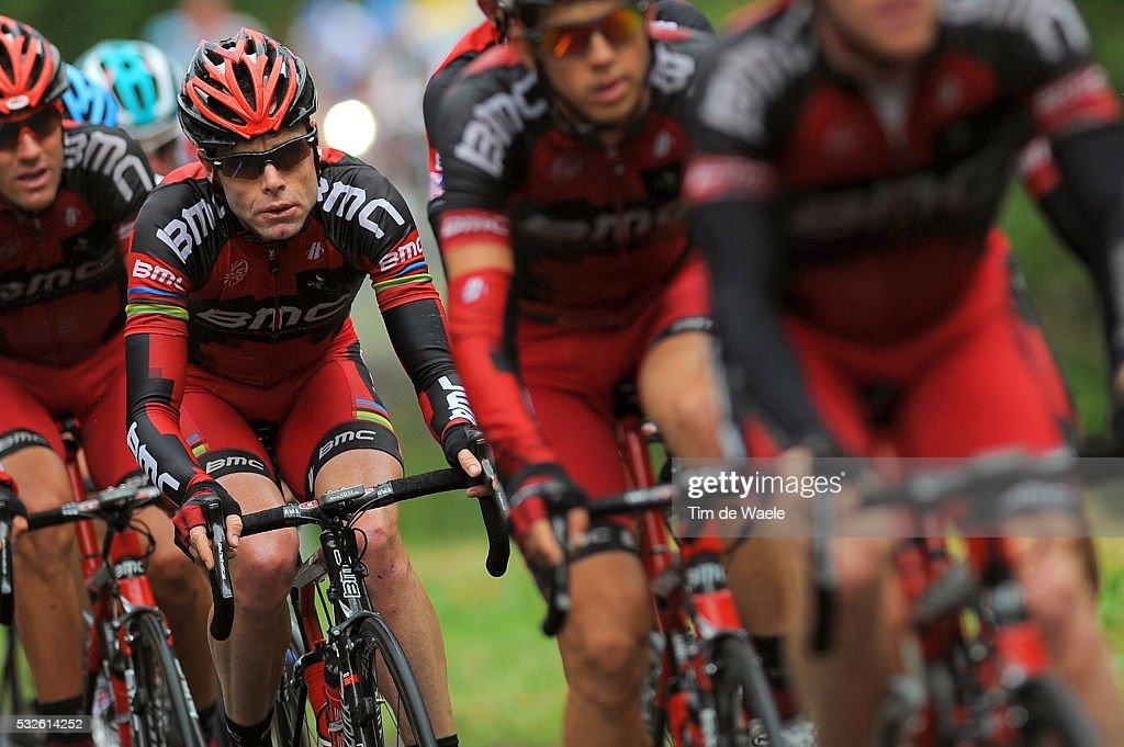 98th Tour de France 2011 / Stage 11 Cadel EVANS Team BMC Racing Team / BlayeLesMines Lavaur / Ronde van Frankrijk / TDF / Etape Rit / Tim De Waele |...
