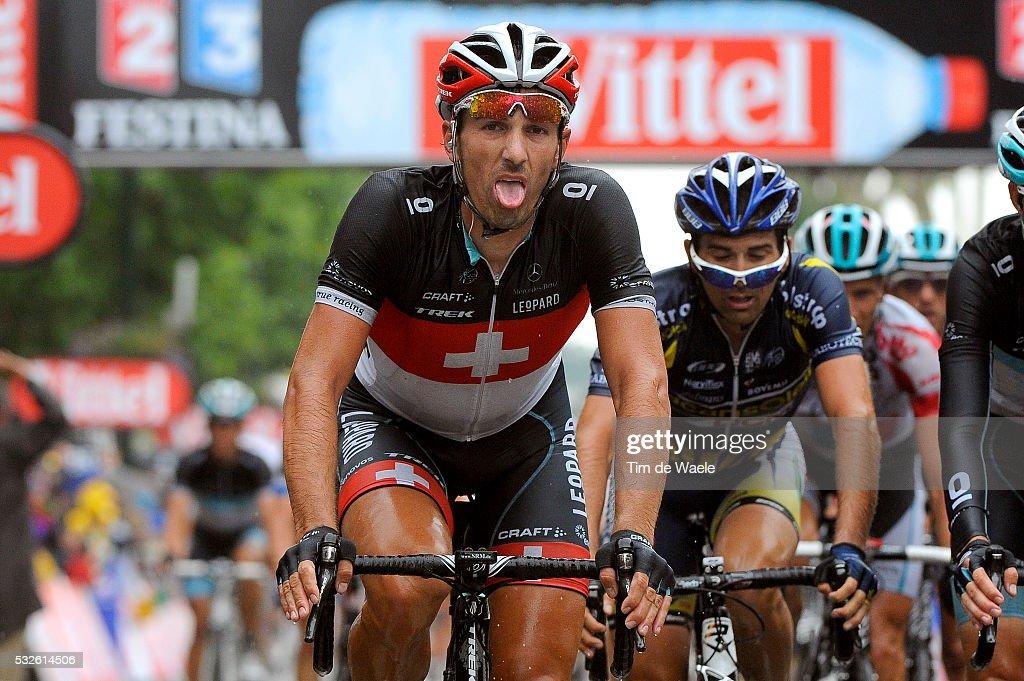 98th Tour de France 2011 / Stage 11 CANCELLARA Fabian / BlayeLesMines Lavaur / Ronde van Frankrijk / TDF / Etape Rit / Tim De Waele | Location Lavaur...