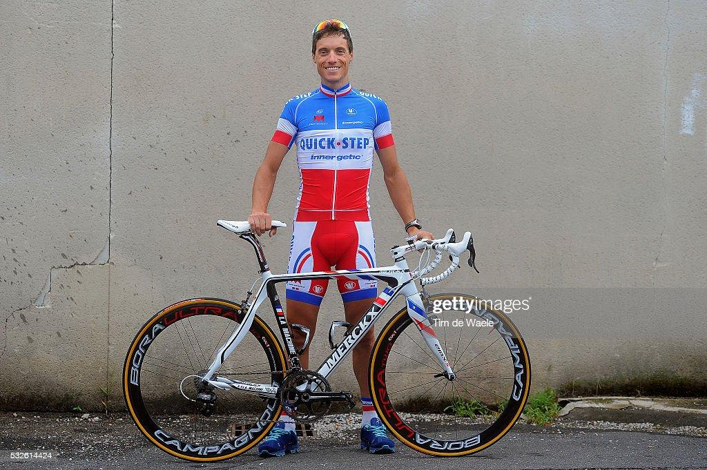 98th Tour de France 2011 / Stage 11 CHAVANEL Sylvain / New French Champion Eddy MERCKX Bike Velo Fiets / BlayeLesMines Lavaur / Ronde van Frankrijk /...
