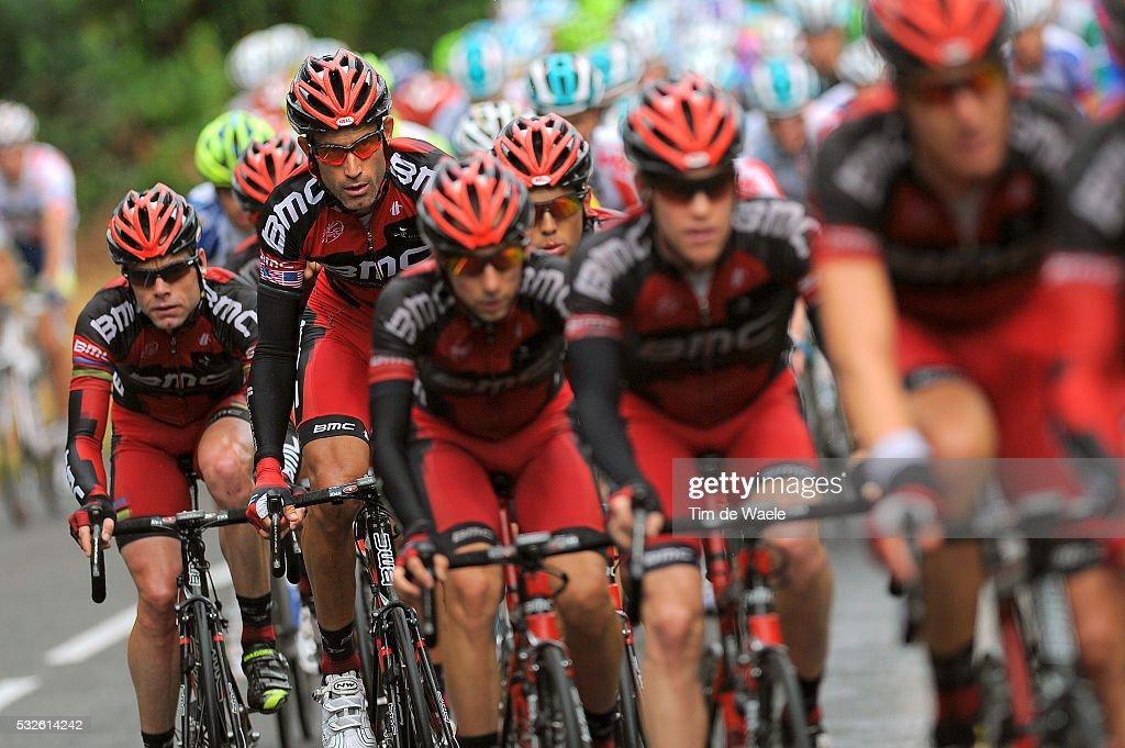 98th Tour de France 2011 / Stage 11 Geroge HINCAPIE Team BMC Racing Team / BlayeLesMines Lavaur / Ronde van Frankrijk / TDF / Etape Rit / Tim De...