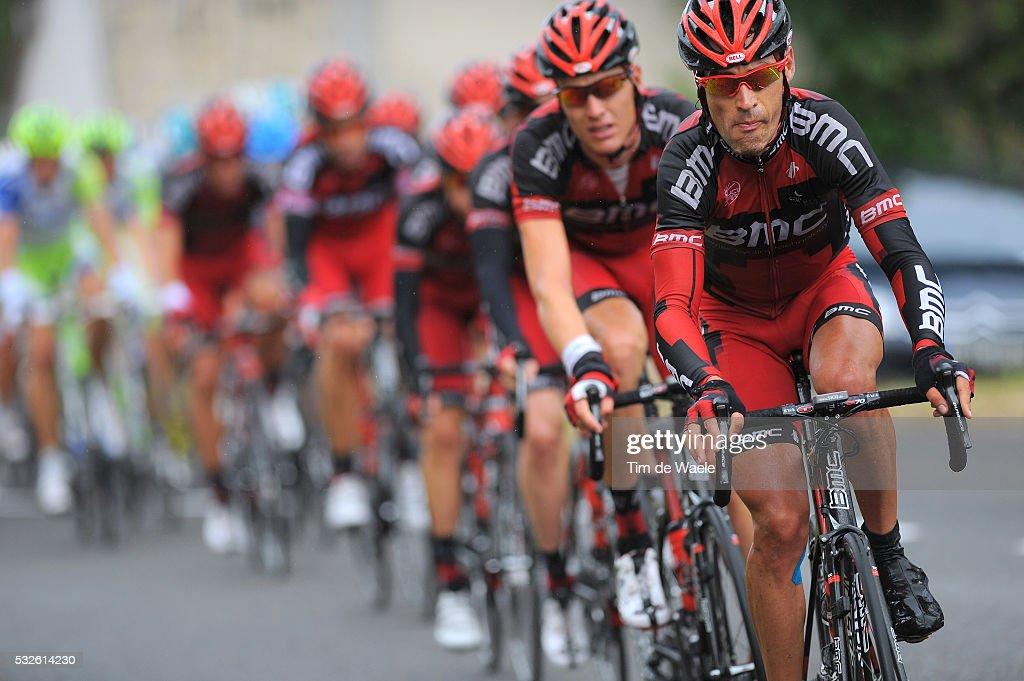98th Tour de France 2011 / Stage 11 Manuel QUINZIATO Team BMC Racing Team / BlayeLesMines Lavaur / Ronde van Frankrijk / TDF / Etape Rit / Tim De...