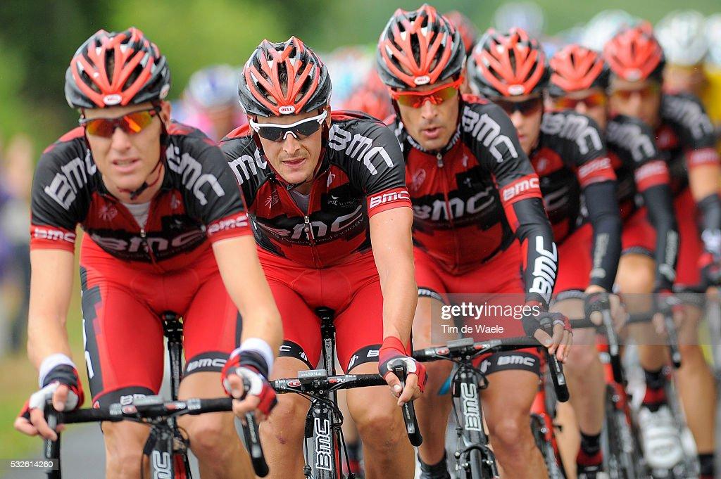 98th Tour de France 2011 / Stage 11 Marcus BURGHARDT Team BMC Racing Team / BlayeLesMines Lavaur / Ronde van Frankrijk / TDF / Etape Rit / Tim De...