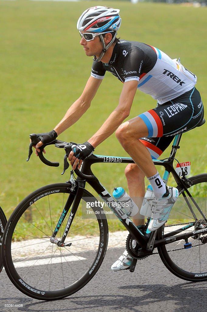 98th Tour de France 2011 / Stage 11 SCHLECK Frank / BlayeLesMines Lavaur / Ronde van Frankrijk / TDF / Etape Rit / Tim De Waele | Location Lavaur...