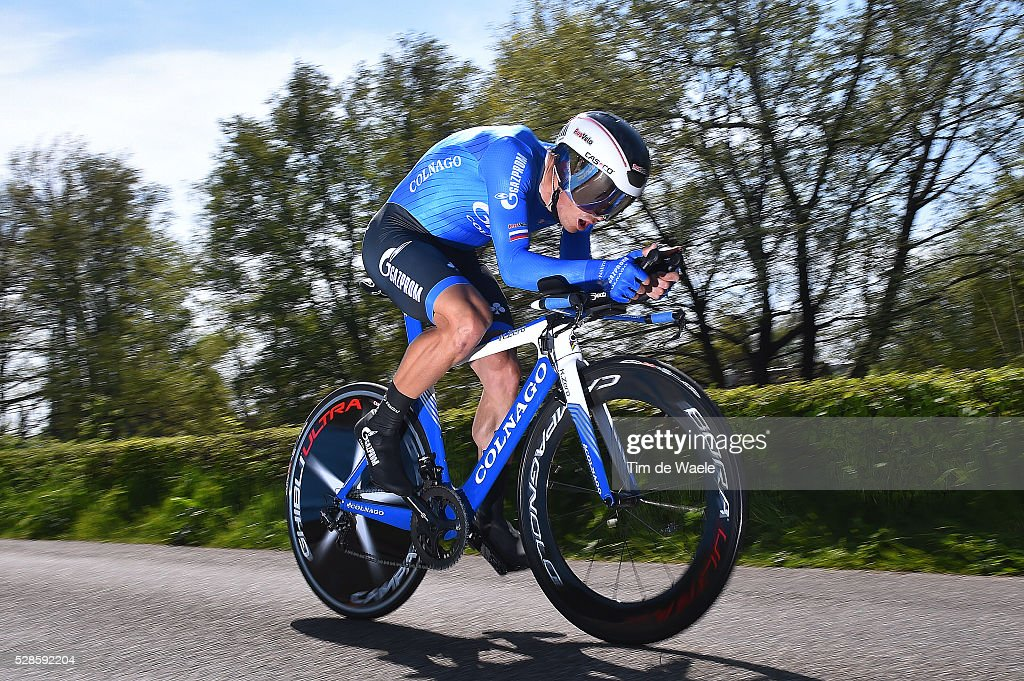 99th Tour of Italy 2016 / Stage 1 Alexandr KOLOBNEV (RUS)/ Apeldoorn-Apeldoorn (9,8km)/ Time Trial / ITT / Giro /