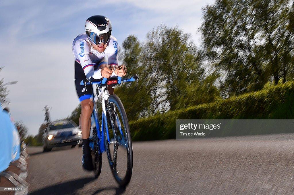 99th Tour of Italy 2016 / Stage 1 Artem OVECHKIN (RUS)/ Apeldoorn-Apeldoorn (9,8km)/ Time Trial / ITT / Giro /