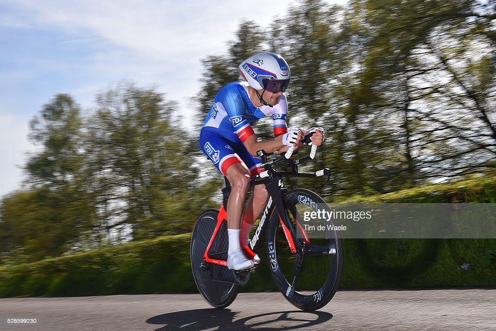 99th Tour of Italy 2016 / Stage 1 Benoit VAUGRENARD (FRA)/ Apeldoorn-Apeldoorn (9,8km)/ Time Trial / ITT / Giro /