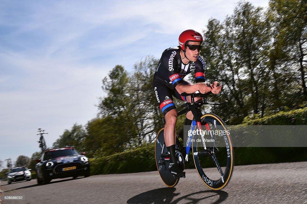 99th Tour of Italy 2016 / Stage 1 Bert DE BACKER (BEL)/ Apeldoorn-Apeldoorn (9,8km)/ Time Trial / ITT / Giro /
