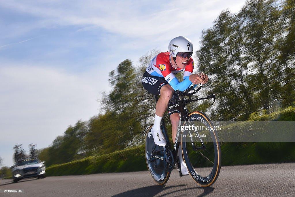 99th Tour of Italy 2016 / Stage 1 Bob JUNGELS (LUX)/ Apeldoorn-Apeldoorn (9,8km)/ Time Trial / ITT / Giro /