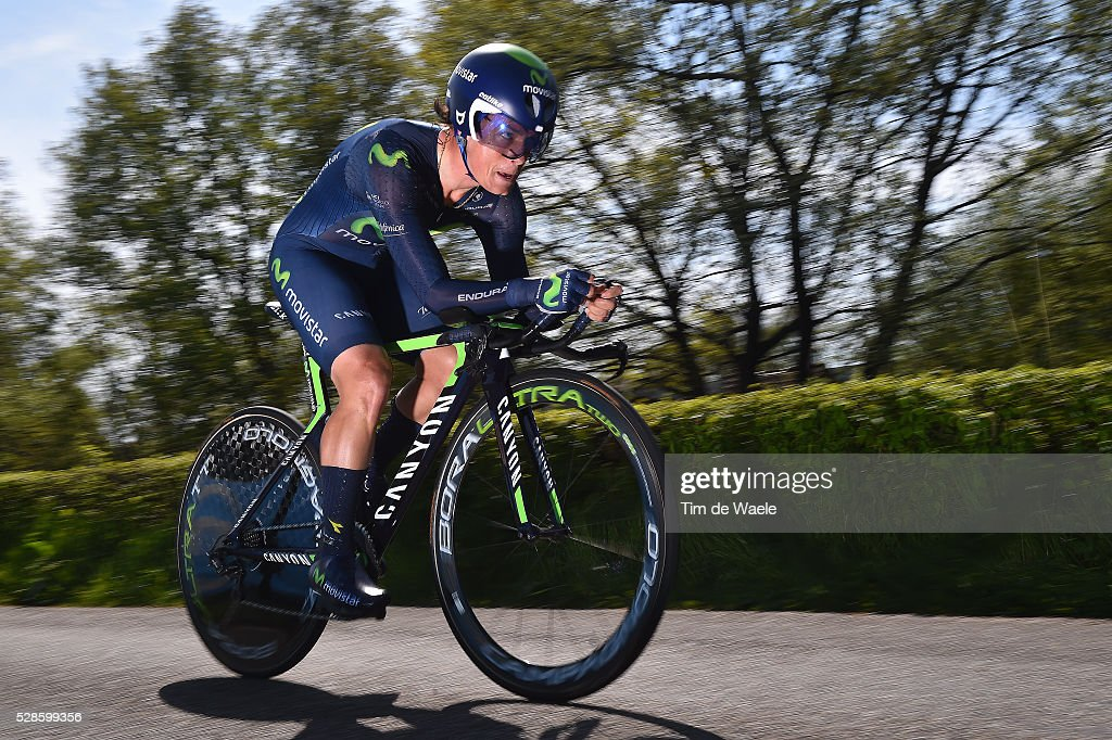 99th Tour of Italy 2016 / Stage 1 Carlos A. BETANCUR (COL)/ Apeldoorn-Apeldoorn (9,8km)/ Time Trial / ITT / Giro /