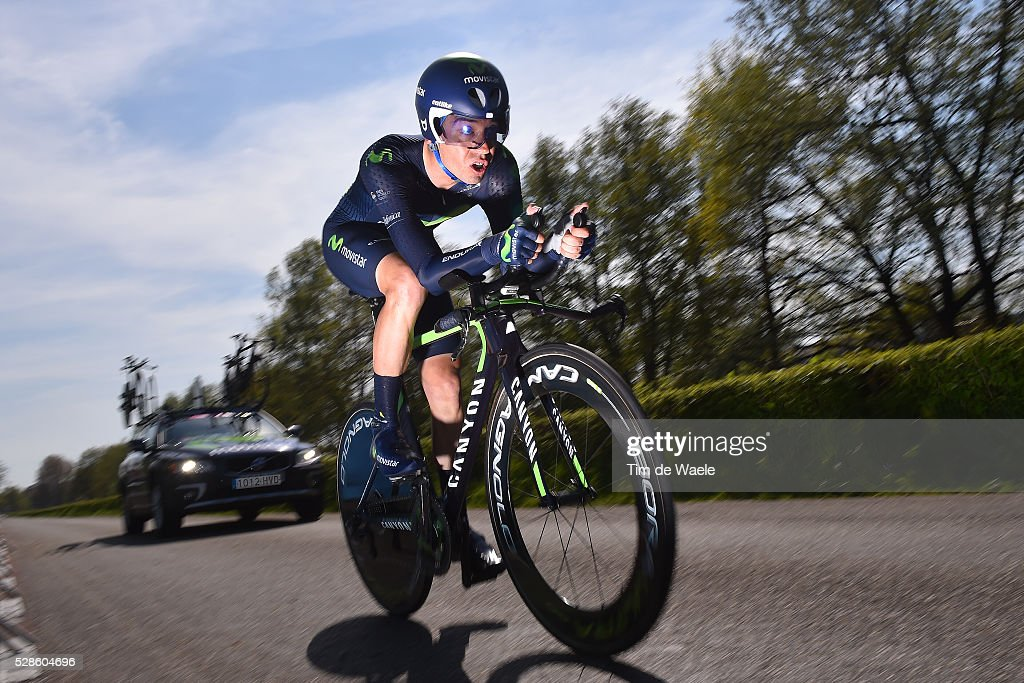 99th Tour of Italy 2016 / Stage 1 Carlos A BETANCUR (COL)/ Apeldoorn-Apeldoorn (9,8km)/ Time Trial / ITT / Giro /